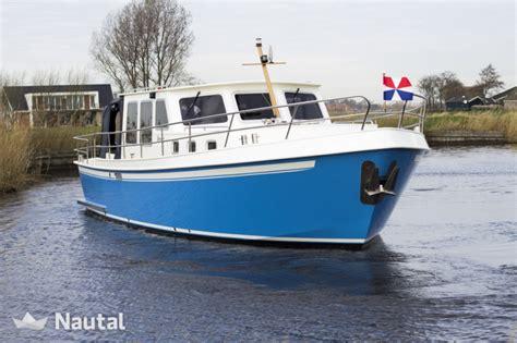 Kruiser Verhuur Friesland by Huur Motorboot De Jong Kruiser 11 50 In Grou Friesland