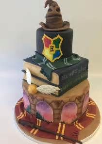 harry potter cake 15 jaw droppingly gorgeous harry potter themed cakes