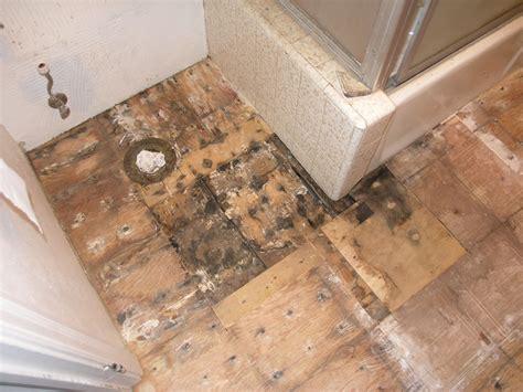 subfloor repairs for sheet vinyl or ceramic tile the