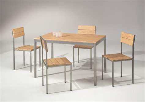 ensemble chaise et table de cuisine mobilier sur enperdresonlapin