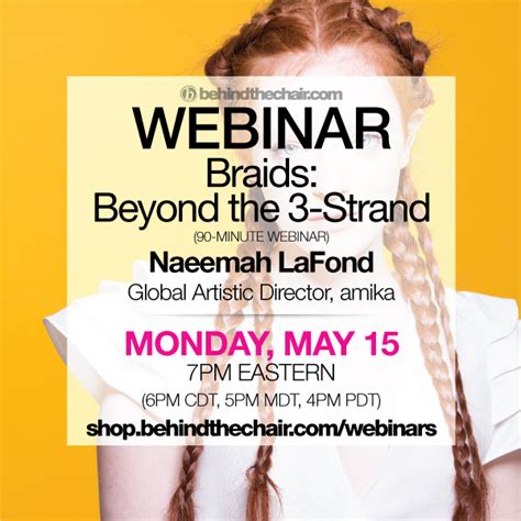 webinar braids beyond the 3 strand by naeemah lafond