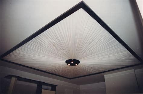 plafond pliss 233 soleil en tissu non feu casal atelier secrea