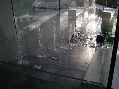 aquatic design concept et garden mur d eau en int 233 rieur