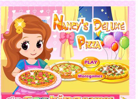 les jeux de cuisine pizza 28 images recettes de pizza de cuisine d enfants nutrition jeux de