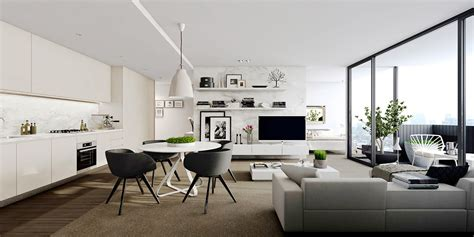 Studio Apartment : Studio Apartment Interiors Inspiration