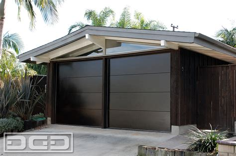 Custom Architectural Garage Door