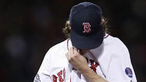 Clay Buchholz, Two Other Red Sox Slept At Fenway Park ...
