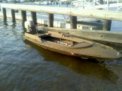 One Man Boats For Sale In Sc by Sneak Boats Pelion Sc Bing Images