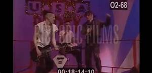 Rare Footage Of Nine Inch Nails On Dance Party USA