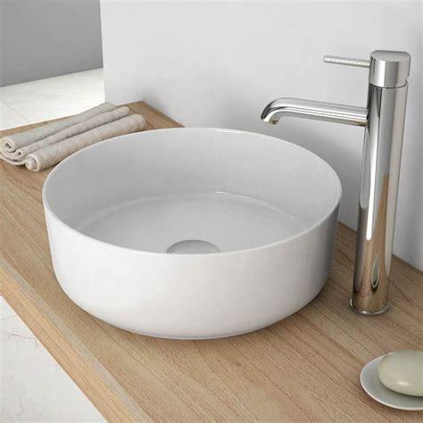 vasque 224 poser ronde 35 cm c 233 ramique