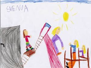 Kinder Bilder Malen : unsere kinder malen den kindergarten ~ Markanthonyermac.com Haus und Dekorationen