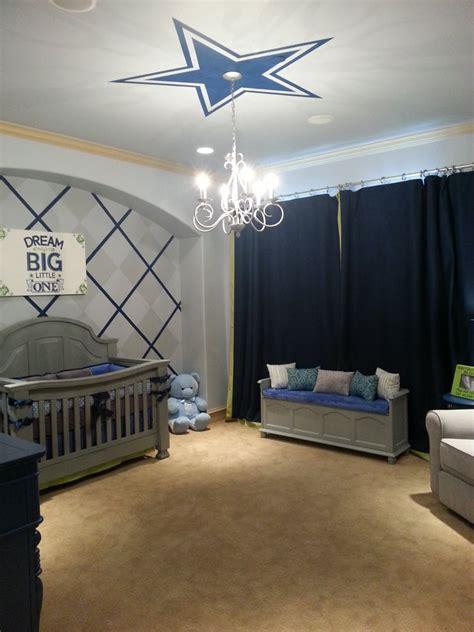 dallas cowboys baby nursery room designed by bedazzled baby custom bedding nursery
