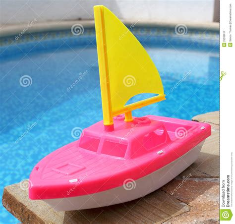 Toy Boat For Pool by Toy Boat Royalty Free Stock Photography Image 25596617