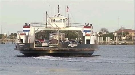 Ferry Boat Jacksonville by New App Connects Commuters To Mayport Ferry