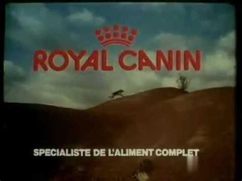 publicit 233 royal canin aliment pour chien 1984