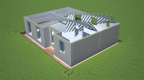 le plancher en 3d d une maison individuelle je construis ma maison avec seac