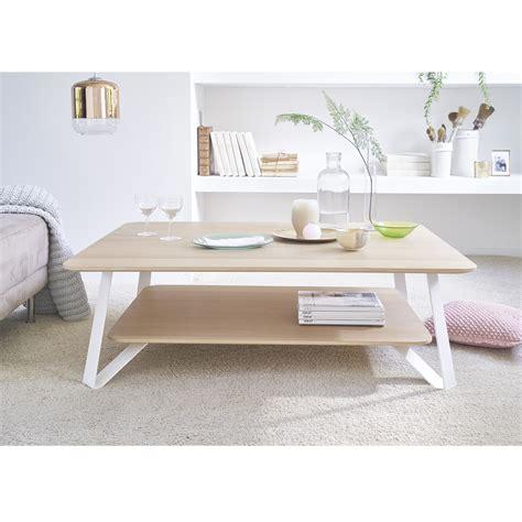 the oak coffee table savelon meubles design