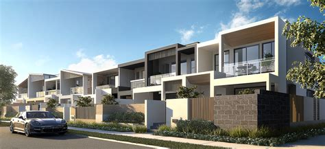 Home Terrace : Robina Group Launches New $ Million Terrace Homes