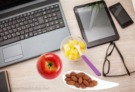 list of healthy office snacks slideshow