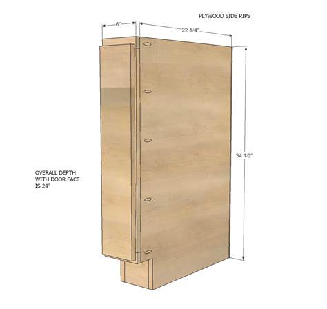 6 inch base cabinet manicinthecity