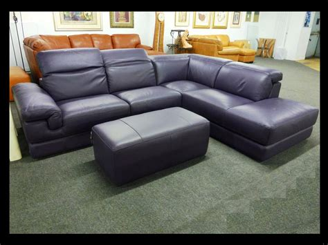 Italsofa Leather Sofa by Italsofa Purple Leather Sectional I328 Jpg From Interior