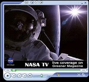 Greener Magazine: NASA shuttle prepares for return, watch live