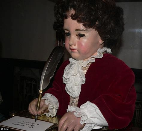 The World's First Computer Mechanical Boy Built 240 Years Ago Engineered The Act Of Writing