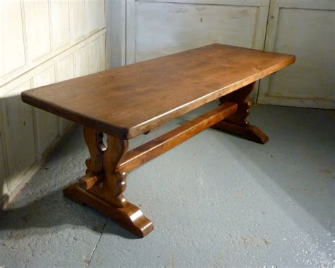 A 19th Century French Oak Refectory Table  338390. Wayfair Round Coffee Table. Inexpensive Kitchen Table Sets. Adjustable Desktop Standing Desk. Foldable Laptop Desk. Pong Pong Table. Building A Desk From A Door. Reading Desk For Bed. Office Desk Drawer Handles