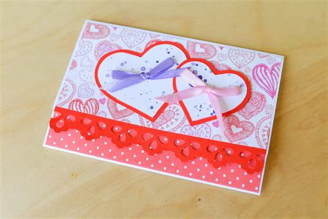 How To Make  Greeting Card Wedding Marriage Heart