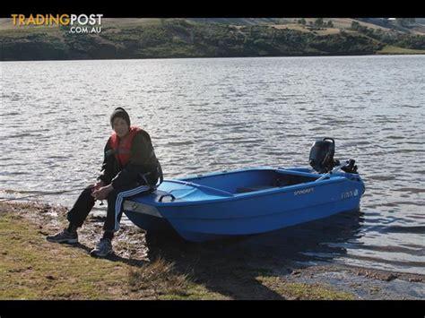 Plastic Catamaran Hull by 3m 10 Foot Spindrift Dinghy Catamaran Hull For Sale In