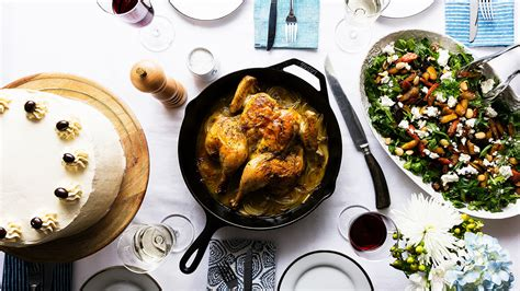 How To Throw A Dinner Party Like Ina Garten  Tasting Table