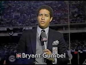 1980 World Series Game 1 prelude Bryant Gumbel, NBC - YouTube