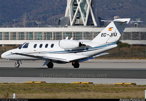 EC-JIU - Executive Airlines Cessna 525 CitationJet at Barcelona - El Prat | Photo ID 155790 ...