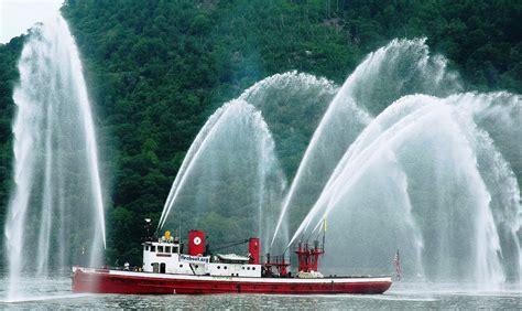Fdny Fireboat John J Harvey by John J Harvey