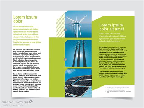 Brochute Template Free Download by Engineering Brochure Templates Free Download Best