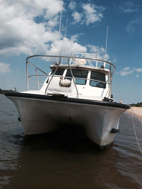 Commercial Catamaran For Sale Australia by Australian Sharkcat Commercial Catamaran 1987 For Sale For