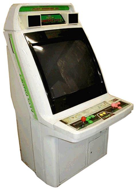 fillmore sega arcade cabinet new astro city