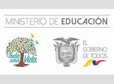 Logo del Ministerio de Educación Ecuador Logotipo del
