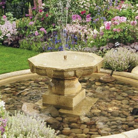 Deko Springbrunnen Für Den Garten  Venosa • Gartentraumde