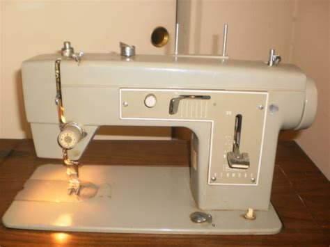 vintage sears kenmore sewing machine shop collectibles daily