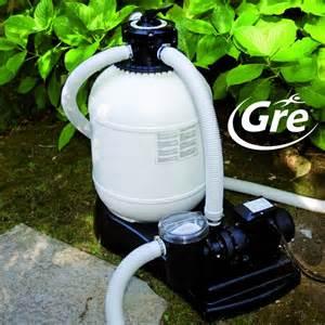 groupe de filtration gr 233 pour piscine hors sol