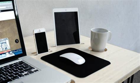 kickstarter un bureau con 231 u pour le mac avec un dock iphone encastr 233 macgeneration