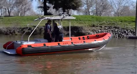 Swift Water Boat by Check Out These Powerful New Inflatable Swift Water Rescue