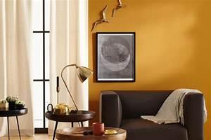 Wohnzimmer Wandfarbe Sand : wohnen mit farben sch ner wohnen ~ Markanthonyermac.com Haus und Dekorationen