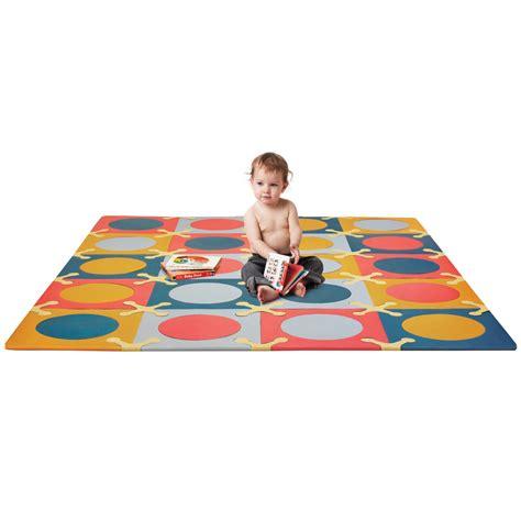 Skip Hop Foam Tiles Toxic Skip Hop Playspot Floor Mat Brights 20 Count