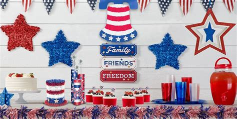 July 4 Home Decor : 4th Of July Decorations & Decor