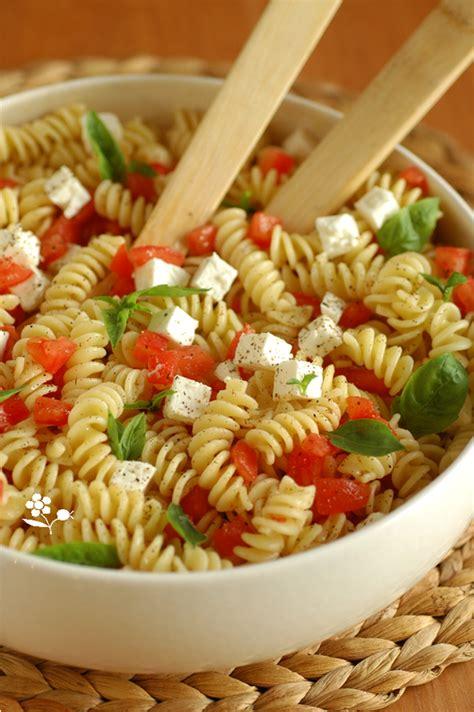 ma toute simple mais d 233 licieuse salade de p 194 tes gourmandise