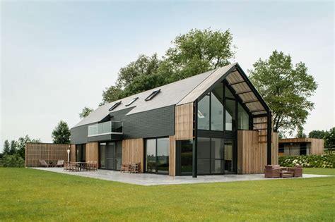 Modern Barn House Floor Plans Exterior — Modern House Plan