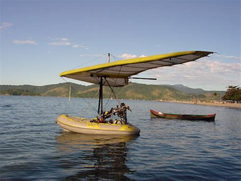 Flying Boat Movie by Dinghies The 32 000 Hang Glider Turned Flying Boat