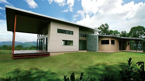 Architecture. Ideas Of Self Sustaining Home